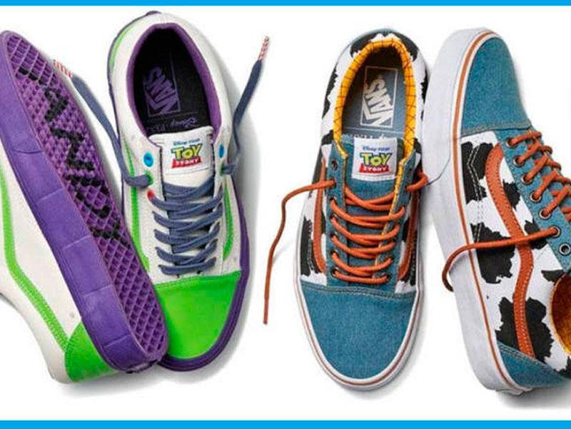 aa86c3891d2 Vans vai lançar coleção de tênis inspirada em Toy Story