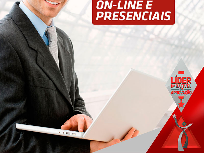 Cursos Online e Presenciais – IGEPP