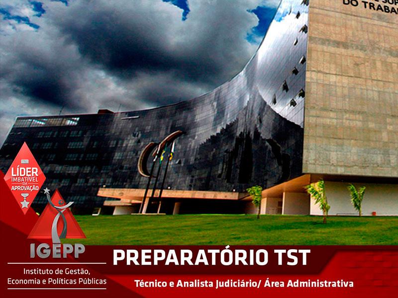 Preparatório TST – IGEPP