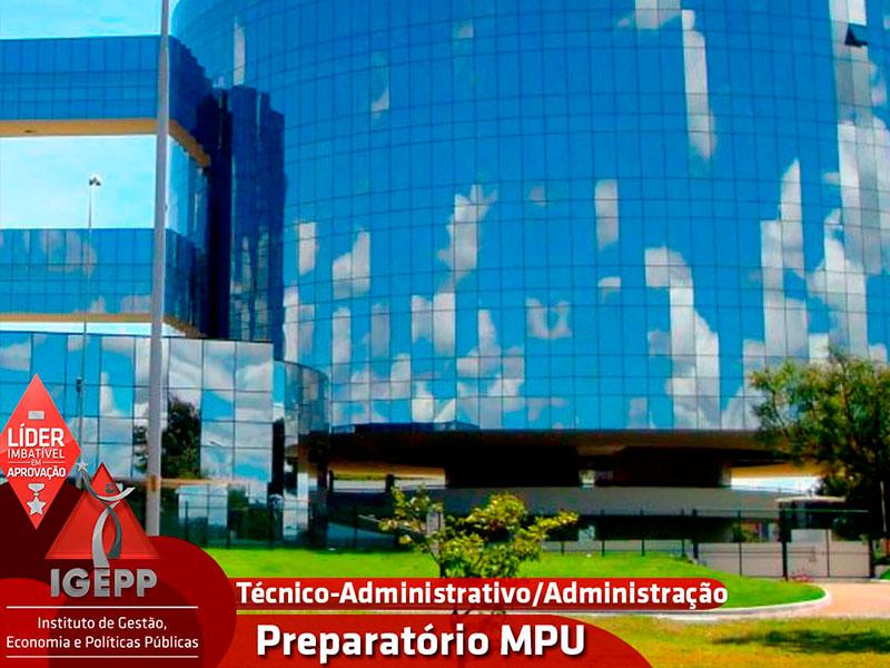 Preparatório MPU – IGEPP