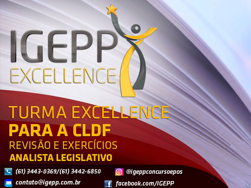 Turma Excellence – IGEPP