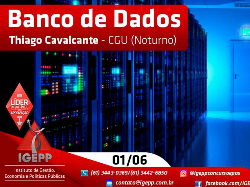 Banco de Dados – IGEPP