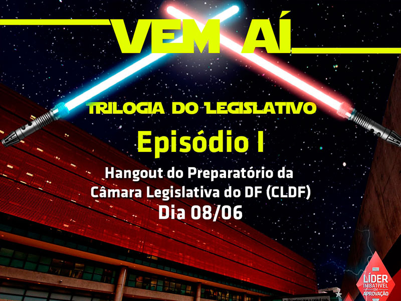 Trilogia do Legislativo (Star Wars) – IGEPP