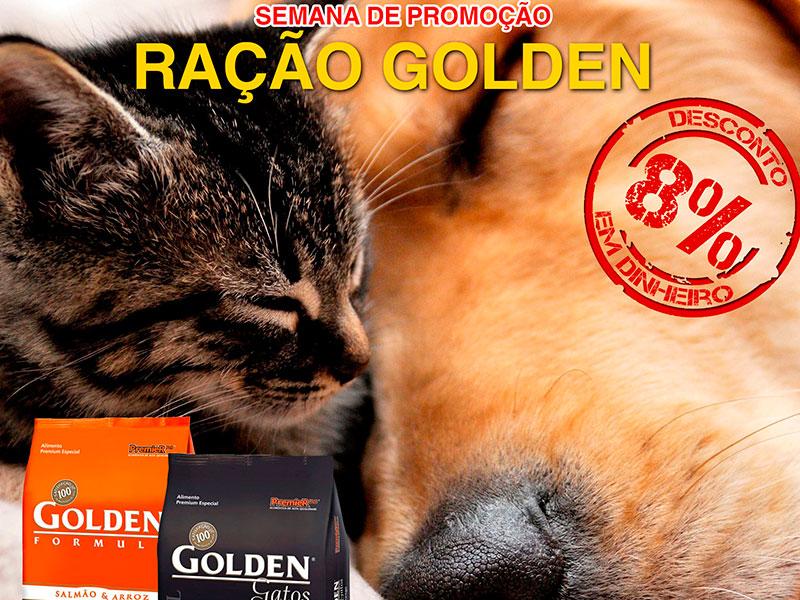 Cão Q Mia – Ração Golden
