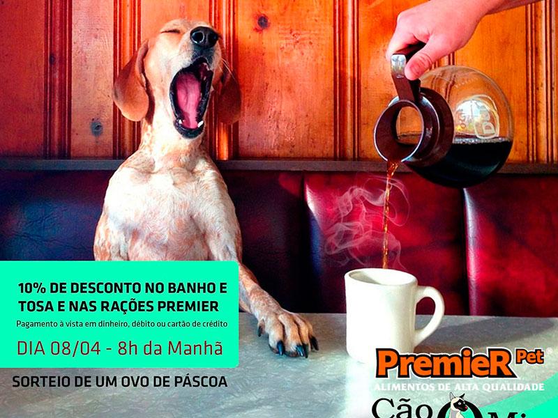 Café Da Manhã – Cão Q Mia (08/04)