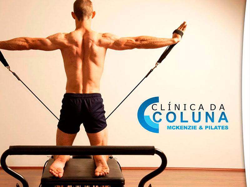 Jornal Pilates – Clínica da Coluna