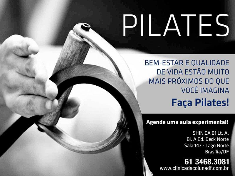 Jornal Pilates II – Clínica da Coluna