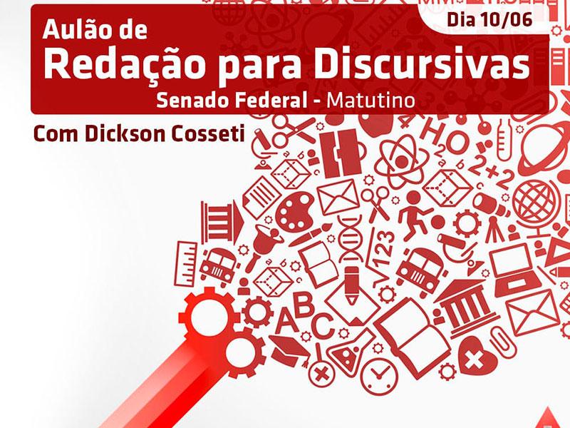 Aulão de Redação para Discursivas – IGEPP