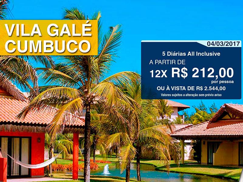 Vila Galé Cumbuco – Minhas Férias