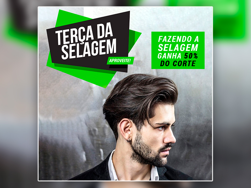 Promoção Semanal de Terça – Barbearia Isac.com